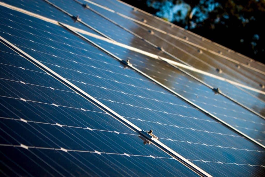 Asset Inspection Solar panel