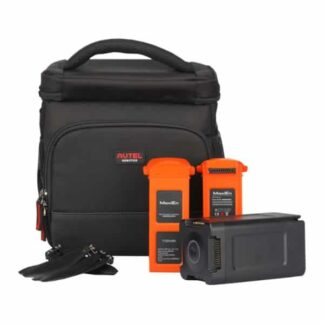 The Autel Evo II Fly more bundle comes with everything to keep you flying longer