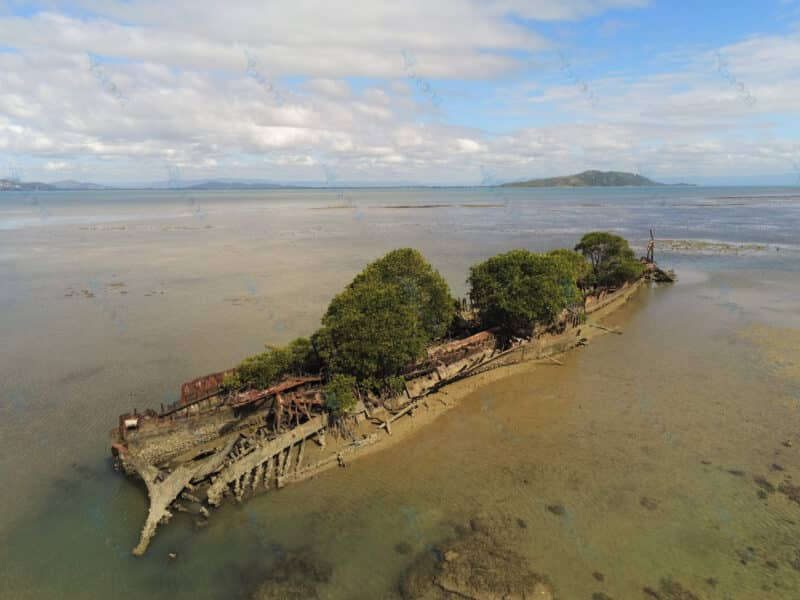 Ship Wreck, Magnetic Island