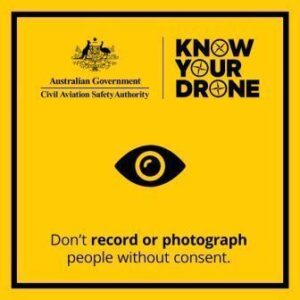 Know your drone - consent
