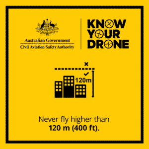 Know your drone2 - 120m high