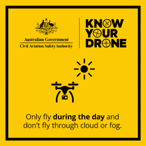 know your drone - during the day