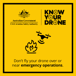 know your drone - emergency operations