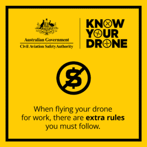 know your drone - extra rules