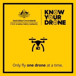 know your drone - one drone