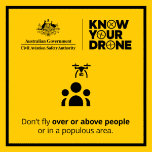 know your drone - populous area