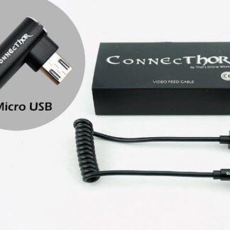 CTUSBMU ConnecThor USB - MicroUSB pack
