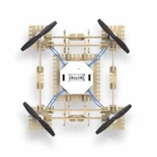 Airwood AirW-08 Blocky wood frame