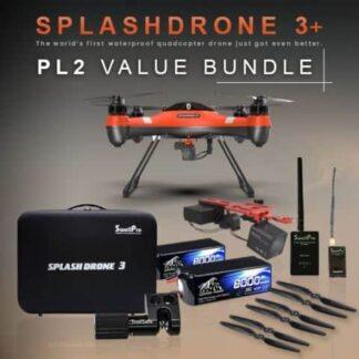 SplashDrone 3+ PL2 Value Bundle