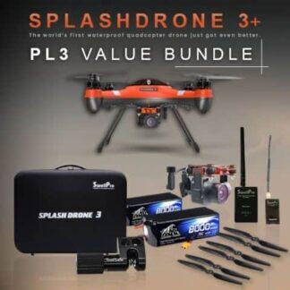 SplashDrone 3+ PL3 Value Bundle