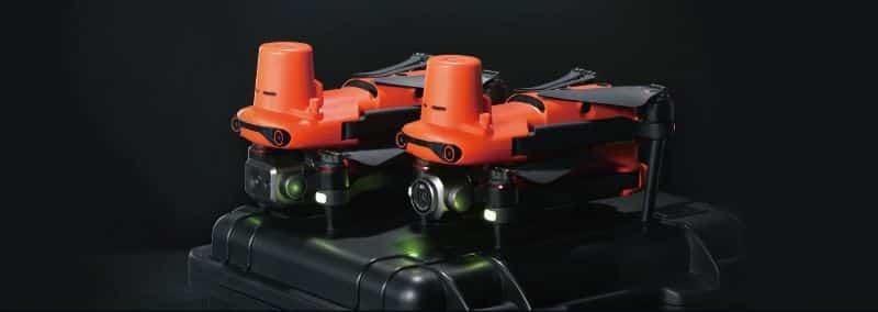 Evo II Pro RTK Unrivalled Accuracy and control