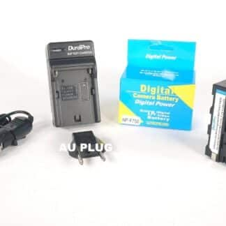 SEPBAT Feelworld Charger and battery pack