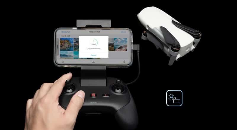 Autel Evo Nano Plus - snap and share