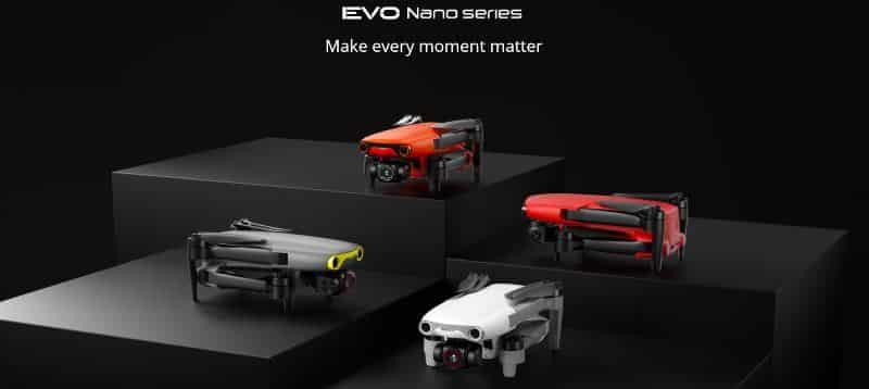 Autel Evo Nano Series - Make Every Moment matter