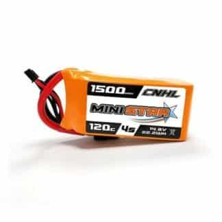 cnhl MiniStar1500mah 4s 14.8v 120c lipo battery3