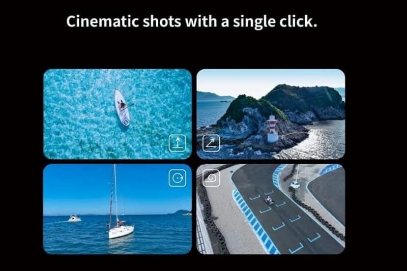 Autel Evo Nano - Cinematic Shots