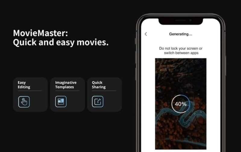Evo Nano Series - Movie Master