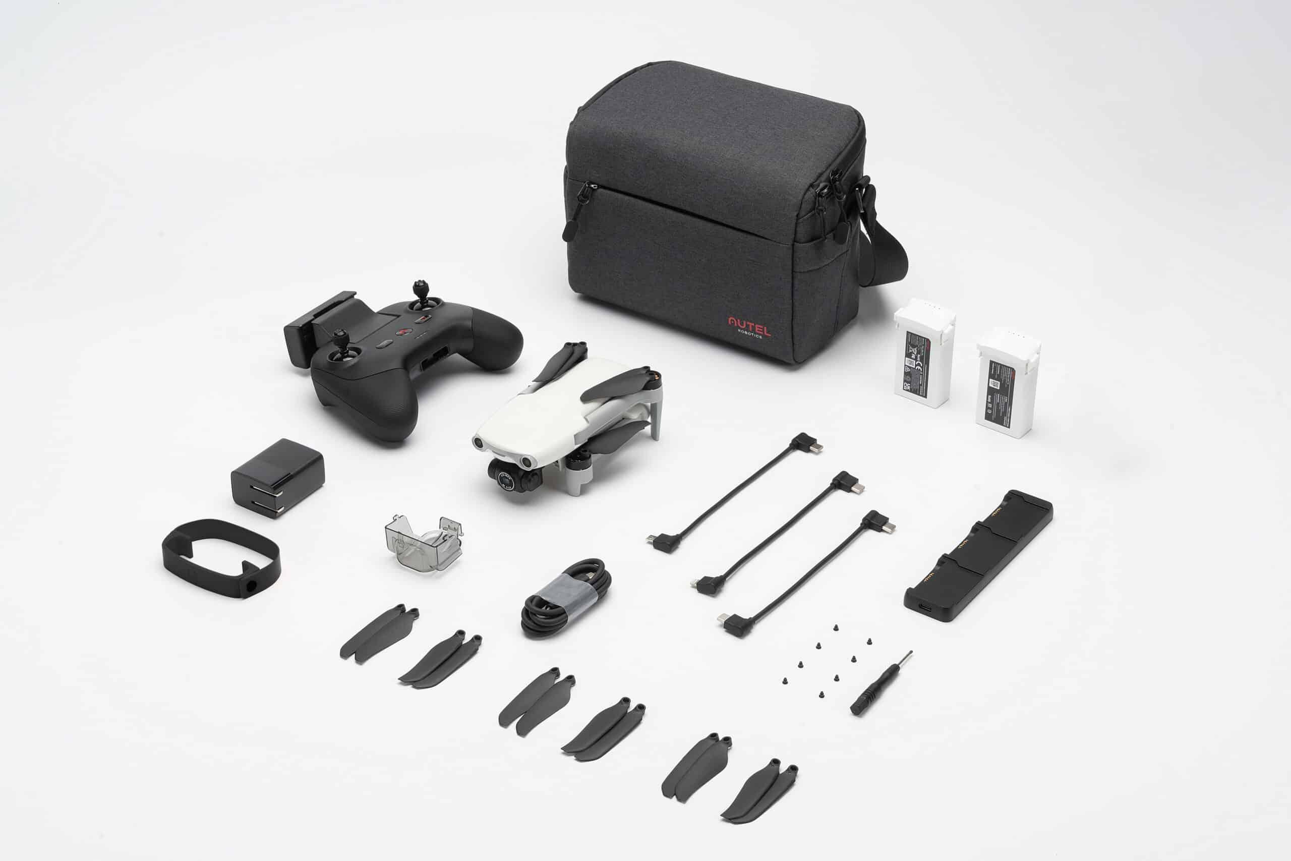 Autel Evo Nano Premium Bundle - In the Box